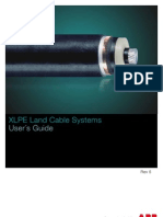 XLPE Land Cable Systems 2GM5007GB rev 5