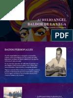 AURELIo angel Baldor de la Vega
