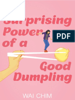 Surprising Power of a Good Dumpling Excerpt