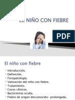 EL NIÑO CON FIEBRE DRA.FIRPO