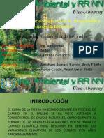 Cambio Climatico y Desatres Naturales.pptx
