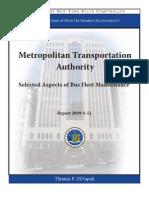 DiNapoli MTA Audit