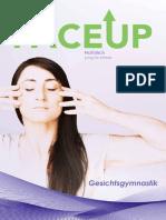 FACEUP Gesichtsgymnastik Kurzprogramm für die Augen_Deutsch