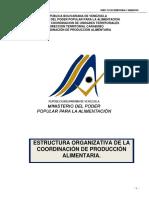ESTRUCTURA ORGANIZATIVA DE LA COORD. PRODUCCION - copia