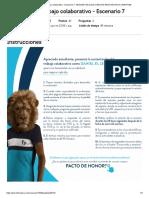 Sustentacion trabajo colaborativo - Escenario 7_ SEGUNDO BLOQUE-CIENCIAS BASICAS_FISICA I-[GRUPO8]