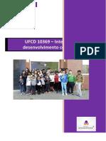 UFCD 10369 - Intervenção e desenvolvimento comunitário