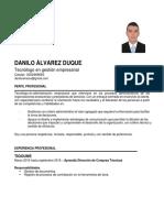 Hoja de Vida - Danilo Álvarez.pdf