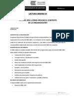 INTEGRACIÓN DE SISTEMAS DE GESTIÓN ISO Parte 3
