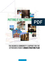 Business support for CityDesign Studio's West Dallas vision
