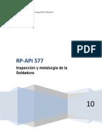 API RP 577_Traduccion_METALURGIA Y SOLDADURA