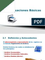 Unidad II Organizaciones Básicas.pptx