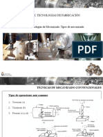 Tema 4-2 Tipos de mecanizado