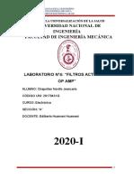 Previo_LABORATORIO 4_FILTROS ACTIVOS CON OP AMP_CHAPOÑAN NOVILLO JEANCARLO_20170431G