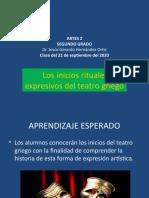 Artes 2-Clase Del 21 de Septiembre Del 2020