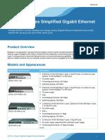 Huawei S5720-LI Switches Datasheet