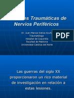 16. Lesiones traumáticas de nervios periféricos