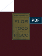 1927. Echeverría - Flor del Toco con Fisco