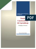 CONSTRUCTIVISMO  TERCERA ENTREGA DE PROYECTO