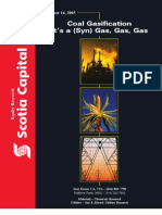 Coal Gasification - It's a (Syn) Gas Gas Gas