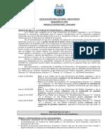 Boletín Resoluciones 5791 (21-09-2020)