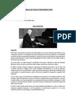 Biografia Bela Bartok