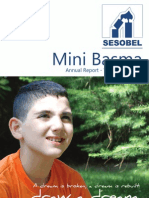 SESOBEL 2010 Annual Report