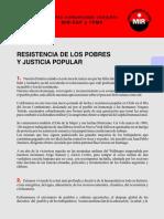 FPMR-MIR Quinto comunicado conjunto, 26 de marzo 2013