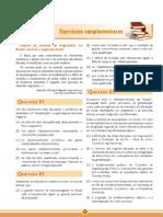 ENEM Amazonas GPI Fascículo 1 – A Cidadania - Exercícios Complementares