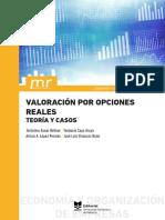 Valoración por Opciones reales_Teoría y casos 6488