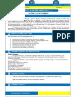 Study Guide Module-3