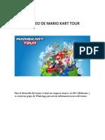 REGLAMENTO TORNEO DE MARIO KART TOUR APP FINAL2
