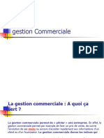 gestion commerciales