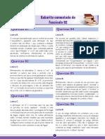 ENEM Amazonas GPI Fascículo 2 – A Expressão Lingüística - Gabarito Comentado