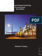 Tinsley (2014) Advanced Project Financing, Structuring Risks, 2nd Ed