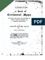 A practical guide to geomantic divination by israel regardie pdf