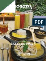 Guía Gastronómica de Bogotá