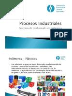 04- Clase 4 - Procesos de conformado de plásticos