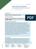 Ponencia 1er Congreso Int Virtual ISEP Andrés Mauricio Santacoloma