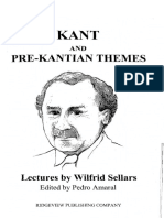 Kant And Pre-Kantian Themes_ Lectures By Wilfrid Sellars (2002, Ridgeview Pub Co) (1).pdf