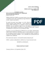 DESIGNAR APODERADOS Y DOMICILIO TERESA QUINTANA