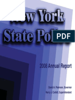 NY State Police Annual Report 2008.pdf