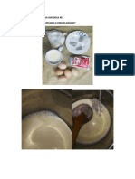 Ejercicio práctico Cupcakes o Cremas Básicas