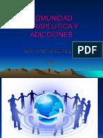 comunidad terapeutica en adicciones 2011