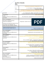 PROGRAMA MEF 2010-2011