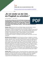 2010 Neues Forum Plauen - Joerg Schneider