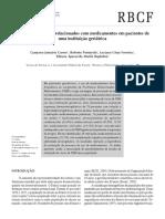 Riscos de problemas relacionados com medicamentos em pacientes de uma instituição geriátrica.pdf