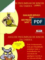 Treinamento para APR01