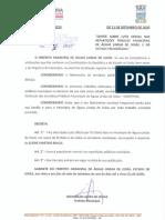 Educação em Luto em Águas Lindas de Goiás. Prefeito decreta Luto Oficial de 3 dias