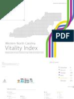 WNC Vitality Index