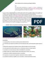 Ecologia y medio Ambiente Bloque II Actividades 1 2 y 3